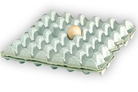 کاربرد شانه تخم مرغ, کاربرد کارتون تخم مرغ در خانه داری