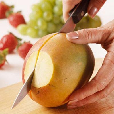 آموزش در آوردن هسته میوه ها, روش هسته گیری میوه ها
