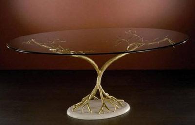 نحوه خش گیری میزهای شیشه ای,از بین بردن خش های میز