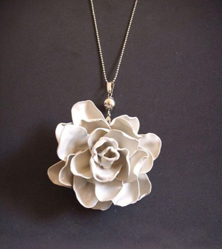 گل رز با قاشق یکبار مصرف, آموزش ساخت گل با قاشق یکبار مصرف