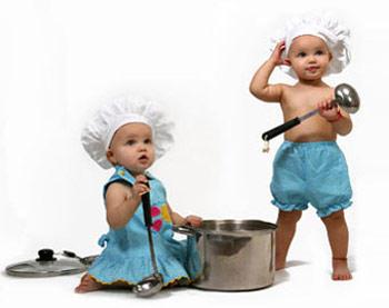 اشتباهات در آشپزی,نکات آشپزی