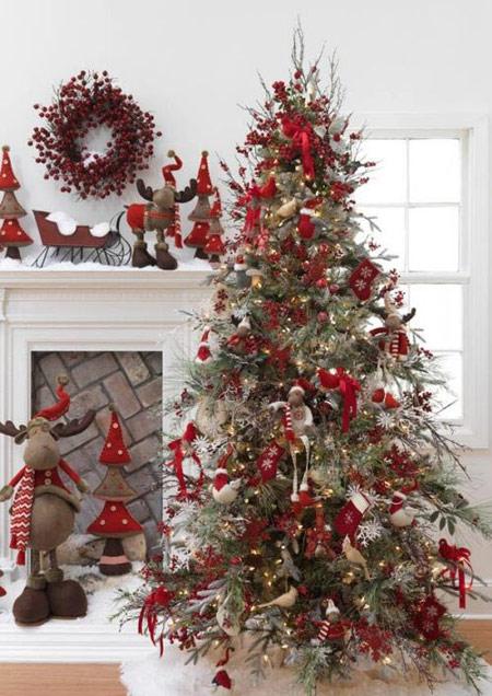 تزیین درخت کریسمس, درخت کریسمس