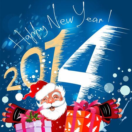 عکس کریسمس 2014,کارت پستال کریسمس