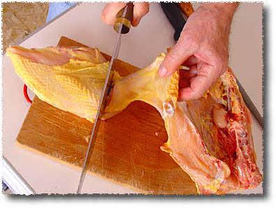 آموزش خرد کردن مرغ با تصویر !