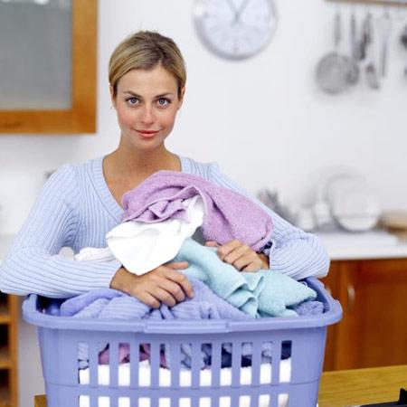 اسرارخانه داري: فنونی برای شستشوی انواع لباس