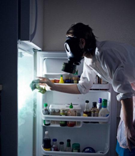 اصول نگهداری مواد غذایی در یخچال,روش صحیح نگهداری مواد غذایی