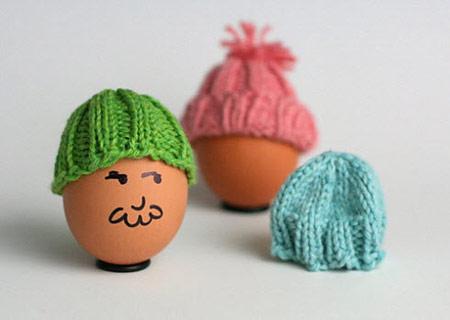 تزیین تخم مرغ هفت سین,تخم مرغ هفت سین 93