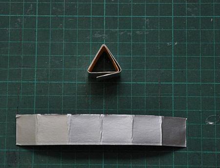 موزش تصویری ساخت لوستر, ساخت لوستر با پاکت شیر