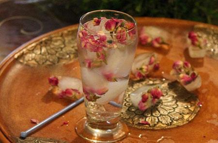 آموزش تزیین عیدی عروس تزیین زیبا و دیدنی یخ یخچال عروس