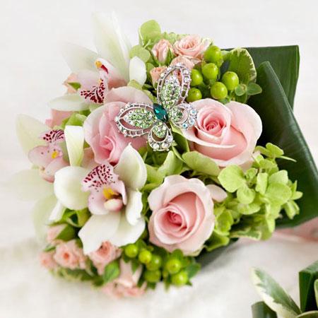 ترکیب رنگ ها در مراسم عروسی, تزیین مراسم عروسی در بهار