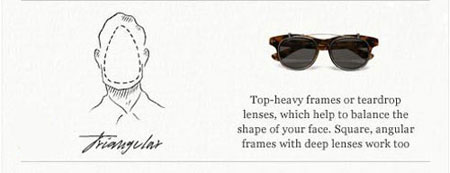 راهنمای خرید عینک آفتابی, عینک آفتابی مناسب