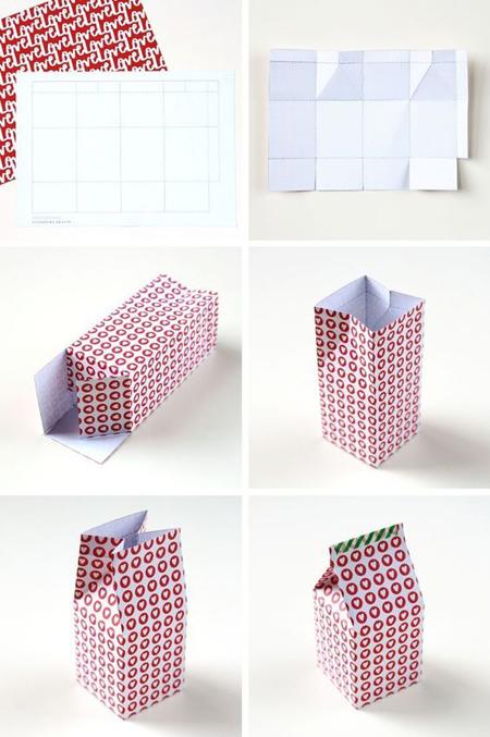 روش ساخت جعبههای گلبرگی