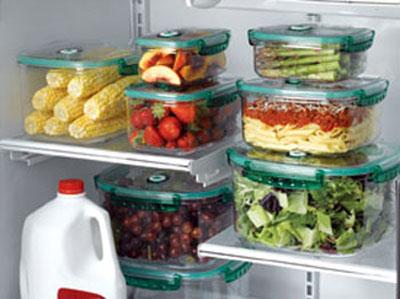 بهترین روش نگهداری خوراکی, نگهداری مواد غذایی