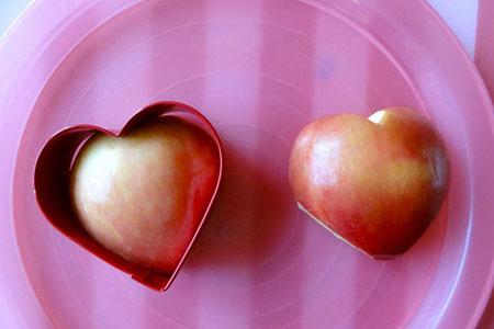 تزیین سیب, جدیدترین تزیین سیب
