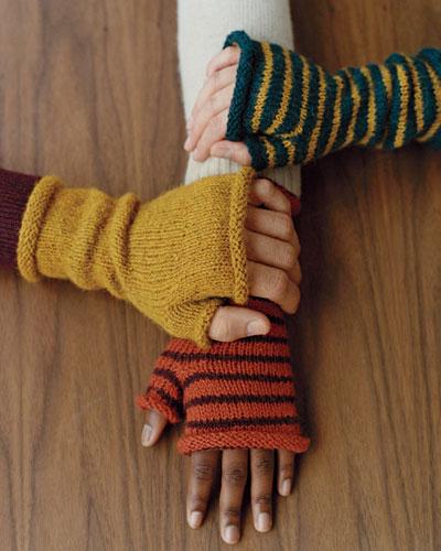 آموزش تصویری بافت دستکش,بافت دستکش های زمستانی