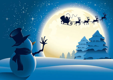 Image result for تبریک کریسمس متحرک
