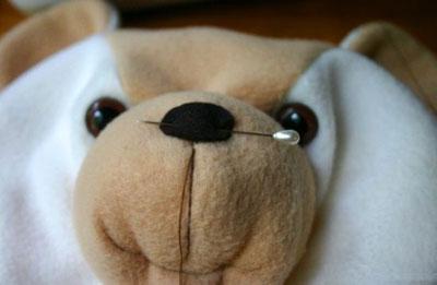نحوه شستن خرس عروسکی مونتاژ و دوخت خرس عروسکی