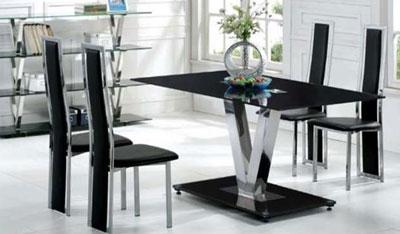 چیدمان میز,میز سرویس آمریکایی