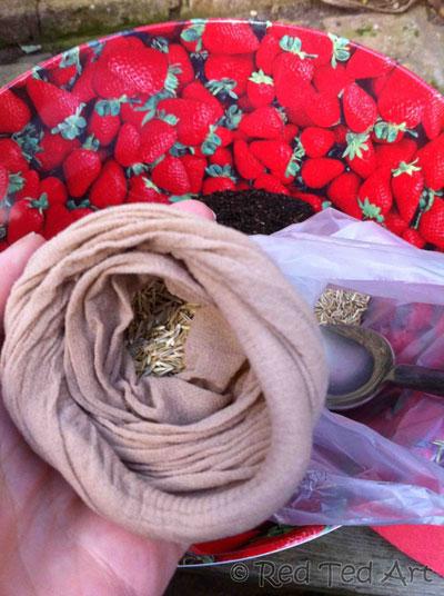 تزیین سنجد سفره هفت سین آموزش تصویری کاشت سبزه آدمکی
