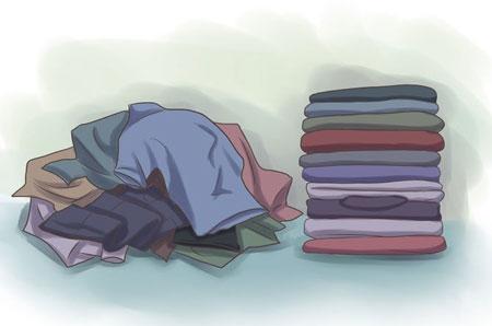 تمیز کردن اتاق خواب,مرتب کردن اتاق خواب