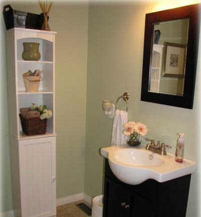 تمیز كردن حمام و سرویس بهداشتی,طراحی حمام های کوچک