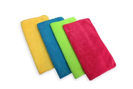 تکنیک هایی برای جلوگیری از ورود گرد و غبار,شستشو و نظافت خانه