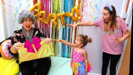 سورپرایز تولد کودکان, ایده برای سورپرایز تولد کودکان,ایده هایی جالب برای تولد کودکان