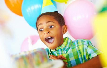 سورپرایز تولد کودکان, ایده برای سورپرایز تولد کودکان, ایده خلاقانه برای یک جشن تولد به یاد ماندنی