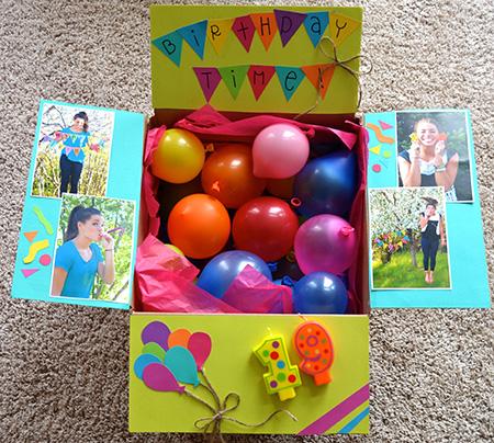 ایده هایی برای سوپرایز تولد,تصاویر ایده برای سوپرایز تولد