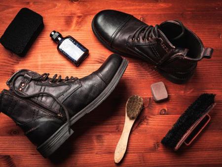 تمیزکردن کفش های زمستانی,نگهداری از کفش های زمستانی