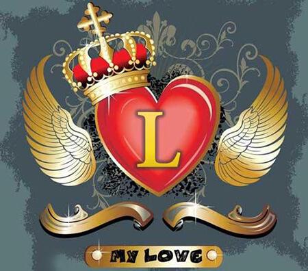 کارت پستال حرف L,پوسترهای حرف L