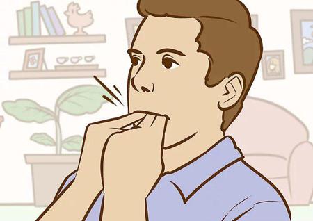 آشنایی با مهارت های سوت زدن,کاربرد انگشت برای سوت زدن