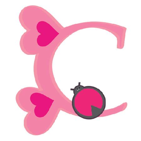 تصاویر حرف C,حروف c