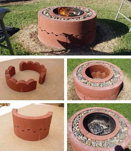 طراحی و ساخت منقل و آتشدان, طراحی آتشدان
