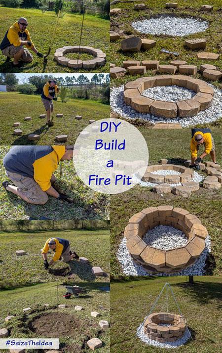 درست کردن آتشدان, روش ساخت منقل