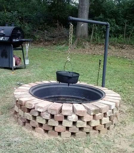 طراحی و ساخت منقل و آتشدان,آموزش ساخت منقل