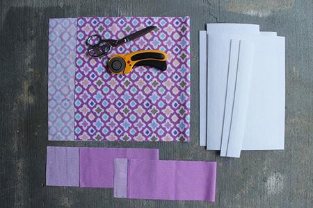 مراحل دوخت کیف لوازم آرایشی کتابی, روش دوخت کیف لوازم آرایشی کتابی