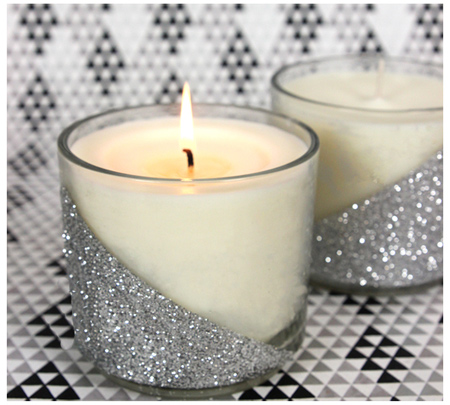 آموزش تصویری ساخت شمع اکلیلی, ساخت شمع های زیبا