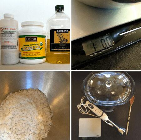 درست کردن صابون مایع کاستیا,طرز درست کردن صابون مایع کاستیا