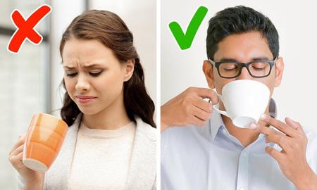 اشتباهاتی برای تهیه قهوه,مهارت های درست کردن قهوه