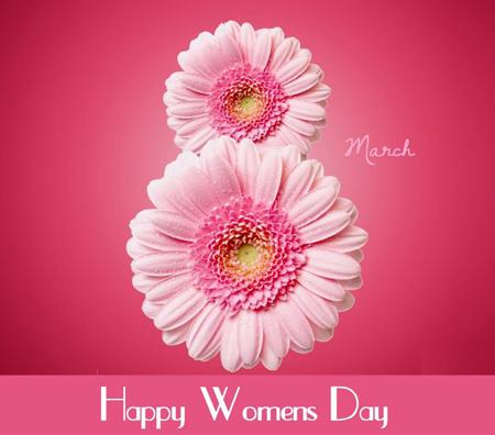 تصاویر تبریک 8 مارس روز جهانی زنان, کارت پستال روز 8 مارس