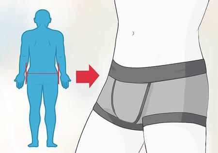 نکاتی برای خرید و انتخاب لباس زیر مردانه,شیوه خرید لباس زیر مردانه