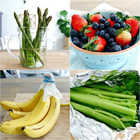 روش های نگه داری از مواد غذایی, مهارت های نگه داری از مواد غذایی