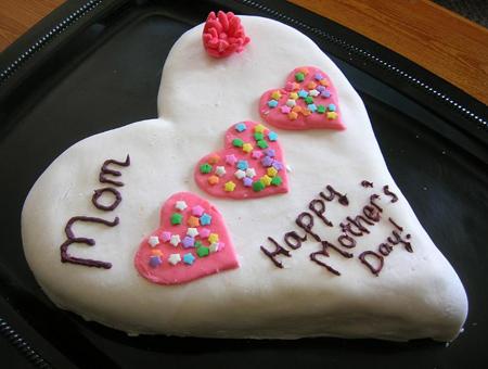 کیک روز مادر,کیک های روز مادر