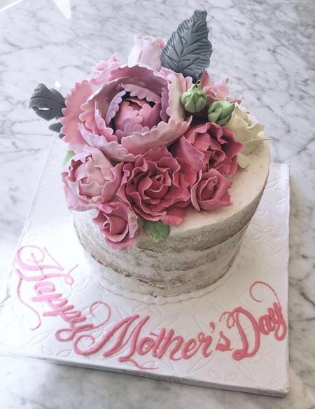 زیباترین کیک های روز مادر, کیک های جدید روز مادر