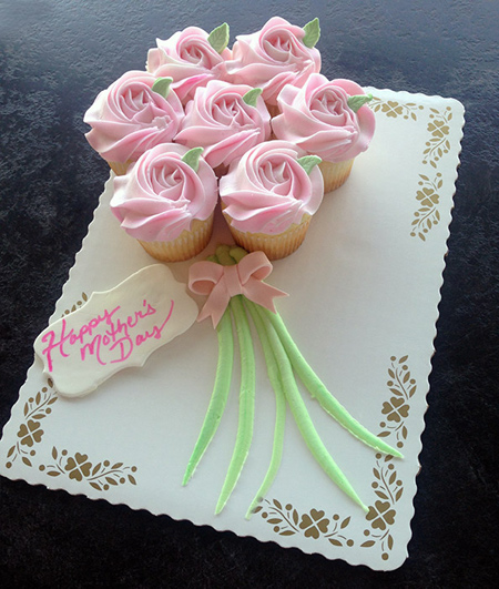 کیک های جدید روز مادر, کیک های مناسب روز مادر