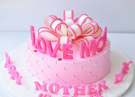 کیک روز مادر, مدل کیک روز مادر