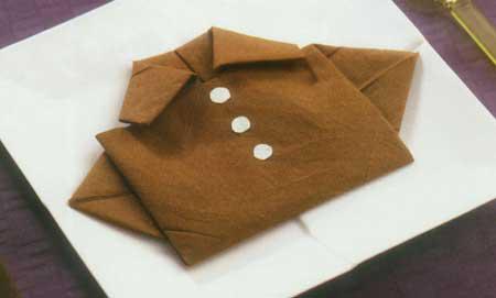 مدل تزیین دستمال سفره,شیوه تزیین دستمال سفره