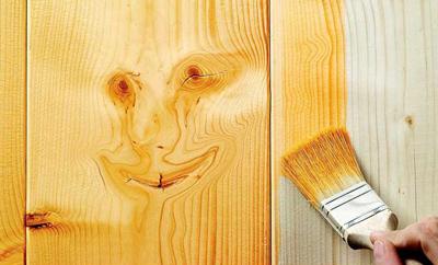 نکاتی برای رنگ زدن چوب, روش های رنگ زدن چوب