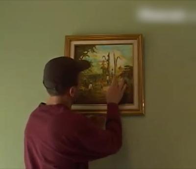روش های تمیز کردن تابلو نقاشی